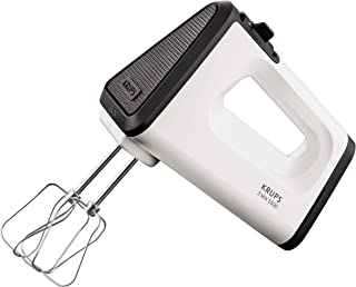 Krups 3 Mix 5500 Plus Hand mixer 500W Negro, Acero