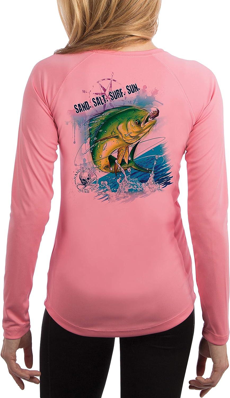 SAND.SALT.SURF.SUN. Dorado Women's Cheap sale UPF 50+ Protection Sun UV Per Ranking TOP16