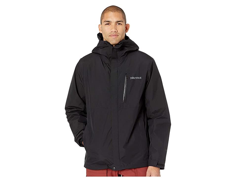 Marmot Minimalist Component Jacket (Black) Men