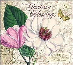 2019 Wall Calendar, Garden of Blessings