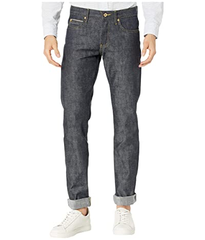 Naked & Famous Super Guy Real Gold Selvedge Jeans (Real Gold Selvedge) Men