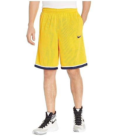 Nike Dry Classic Shorts (University Gold/Amarillo/College Navy) Men