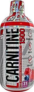 ProSupps L-Carnitine 1500 Liquid Fat Burner, Stimulant Free Metabolic Enhancer, 31 Servings (Berry Flavor)