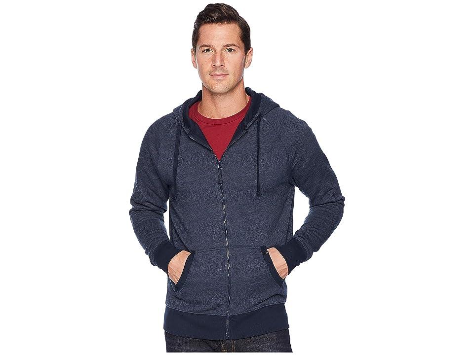 PACT Premium Organic Cotton Hoodie (Dark Navy) Men