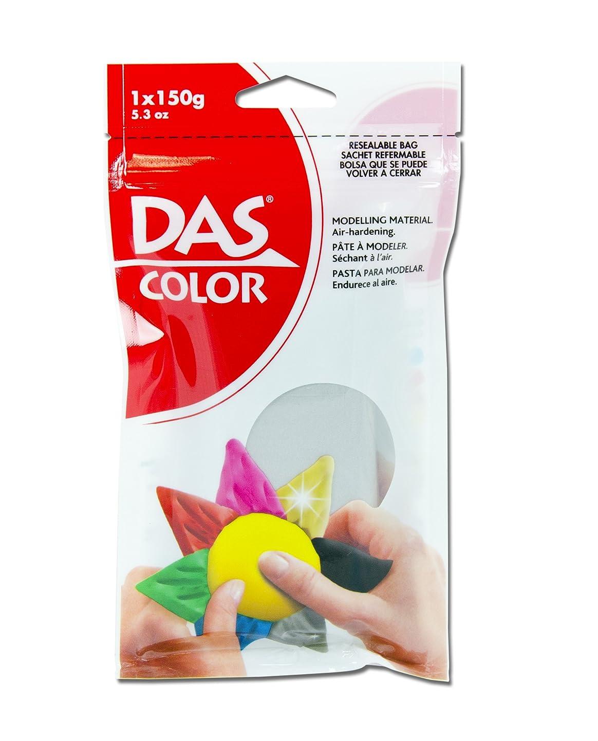 士気マーケティング木材Das Colored Air Dry Clay 5.3 Ounces-Silver (並行輸入品)