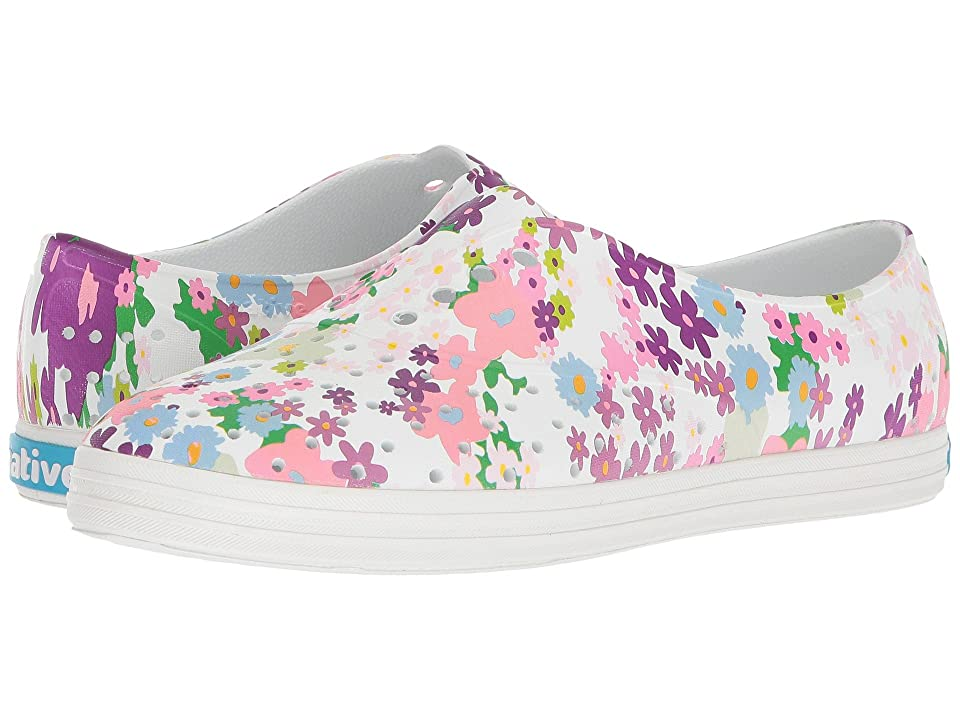 Native Shoes Jericho Bling (Shell White/Shell White/Daisy) Women