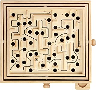 Best wooden labyrinth game Reviews
