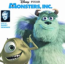 Monsters, Inc. (Original Motion Picture Soundtrack)