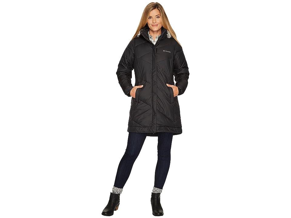 Columbia Snow Eclipsetm Mid Jacket (Black 1) Women