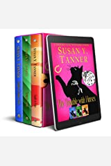 The Trouble with Horses: 3 Trouble Cat Mysteries Box Set Kindle Edition
