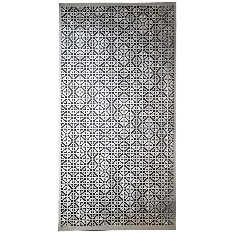 M-D Hobby & Craft 57326 Aluminum Hobby Sheet, Silver