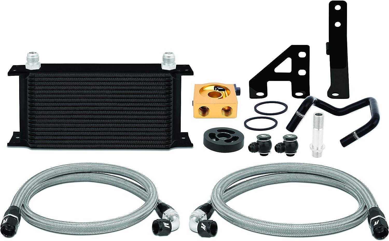 Mishimoto MMOC-WRX-15TBK Oil mart Cooler [Alternative dealer] Compatible Thermostatic Kit