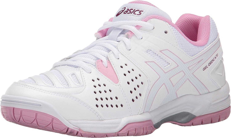 ASICS Women's Gel-Dedicate 4 Tennis shoes