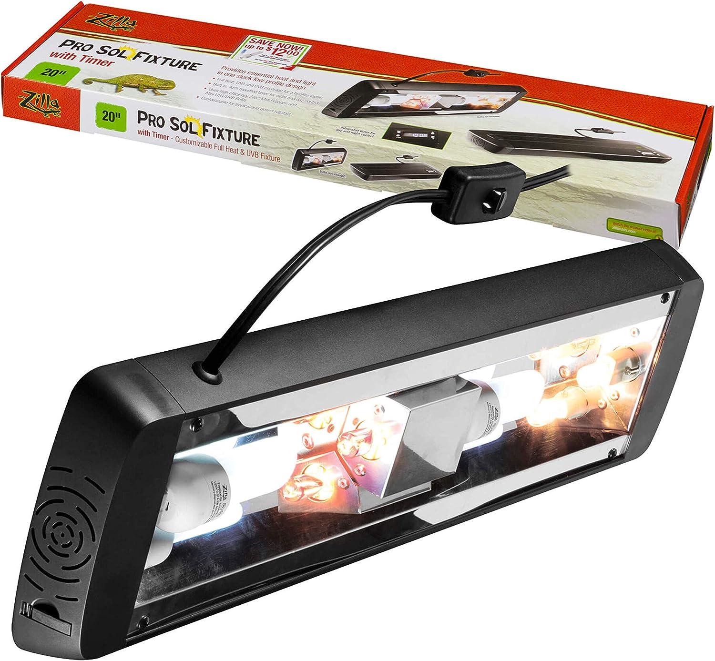 Zilla Pro Sol Light Fixture