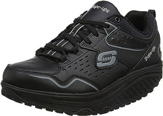 aae1390d9e7 Skechers Shape-ups 2.0 Comfort - Zapatilla Deportiva de Piel Mujer