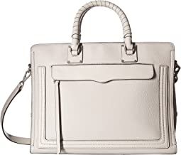 Rebecca Minkoff - Bree Large Top Zip Satchel