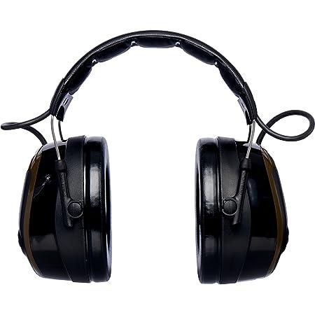 3M Peltor MT13H223A Cuffie Protezione Acustica, 32 dB, Verde