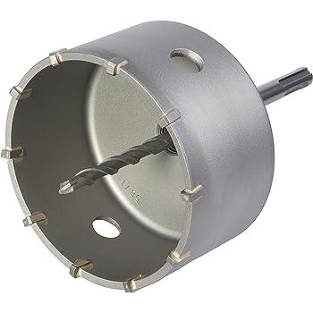 Ribitech 06437 Scie Trepan Sds 100x160mm Gris Amazon Fr Bricolage