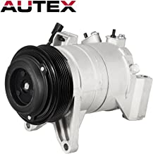 AUTEX AC Compressor and A/C Clutch CO 11319C 3.5L Only Compatible with Nissan Maxima 2008-2014 Murano 2009-2014 Pathfinder 2013-2015 Quest 2011-2015