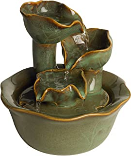 John Timberland Organic Water Lily Ceramic 8
