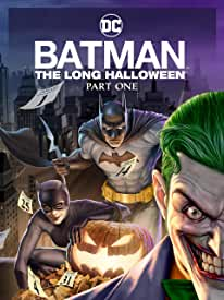 Batman: The Long Halloween, Part One arrives on Blu-ray and Digital June 22 from Warner Bros.