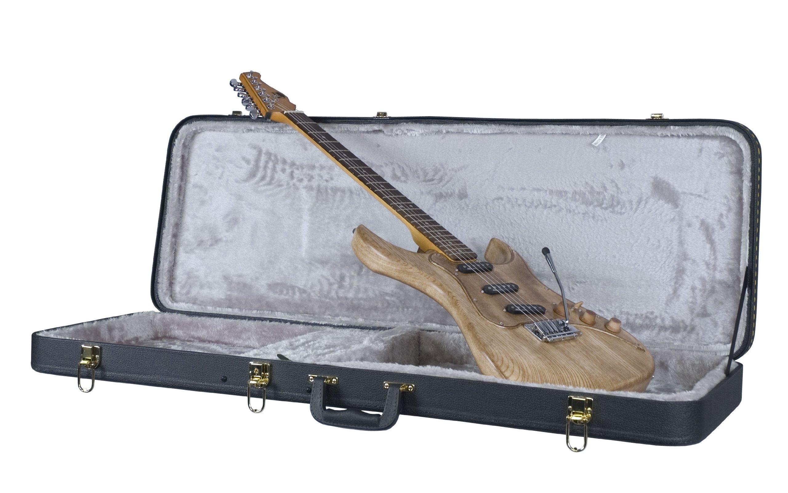 Cheap Guardian CG-018-E Hardshell Case Electric Guitar Black Friday & Cyber Monday 2019