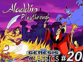Clip: Aladdin Playthrough (Genesis Classics 20)