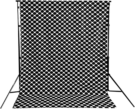 1, 56x72 lovemyfabric Cotton 2 Inch Stripe Print Curtain Panel//Stage Backdrop//Photography Backdrop//Photo Studio Background
