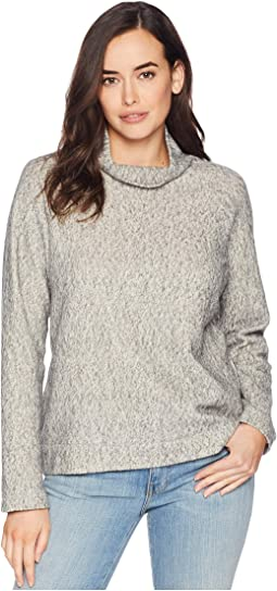 Zip Side Pullover