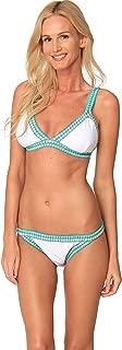 INGEAR Triangle Swimsuit Fashion Bikini Set Beachwear Crochet Bathing Suits