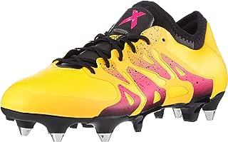 Performance Mens X 15.1 SG Soccer Boots-Orange