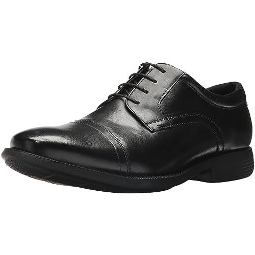 premium selection 9ba6a a6351 Nunn Bush Men s Dixon Cap Toe Lace Up Oxford