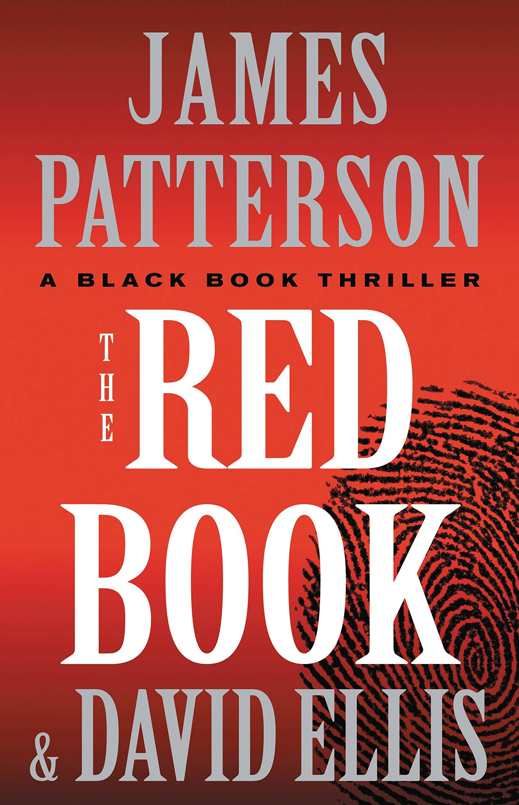 Cover image of The Red Book by James Patterson & David Ellis