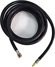 soldbbq Good Helper for Camp Chef Stove Quick-Connect Low-Pressure Propane Connection Systems kit -12 Feet RV Hose with Extension , 3/8
