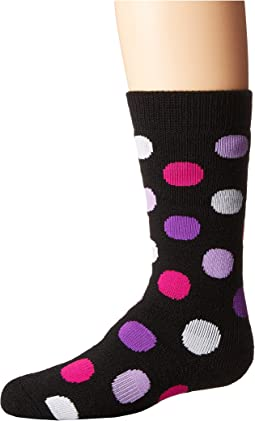 BULA - Socks Kids Dot (Little Kid/Big Kid)