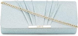 Lavie Ava Women's Clutch  (Blue)