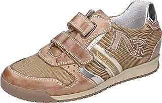Nero Giardini Sneaker Bambino Tessuto Beige 31 EU