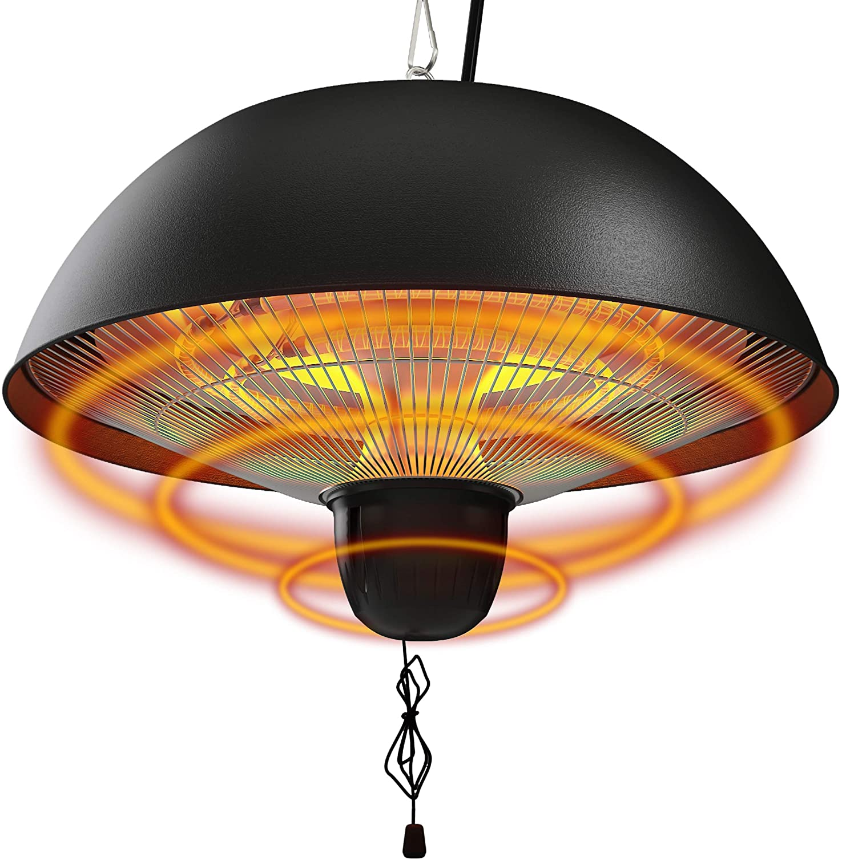 Hanging Patio It Max 56% OFF is very popular Heater 1500W Indoor Outdoor Electric