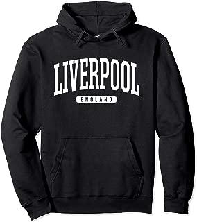 liverpool black hoodie