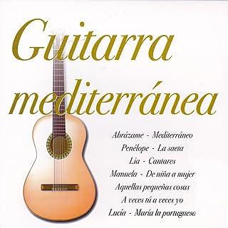 Guitarra Mediterránea Latinos de Oro