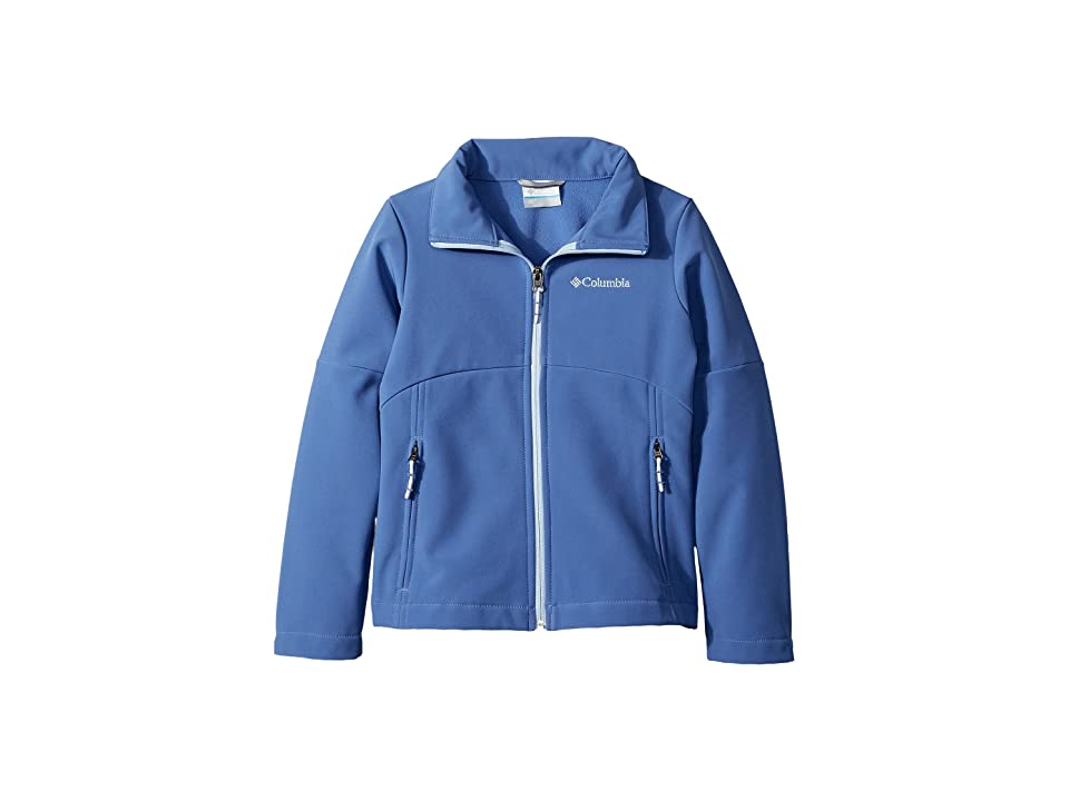 Columbia Kids Brookview Softshell Jacket (Little Kids/Big Kids) (Eve/Faded Sky) Girl