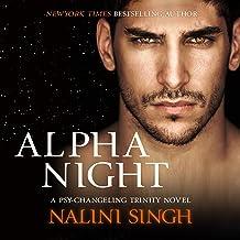 Alpha Night: Psy-Changeling Trinity, Book 4
