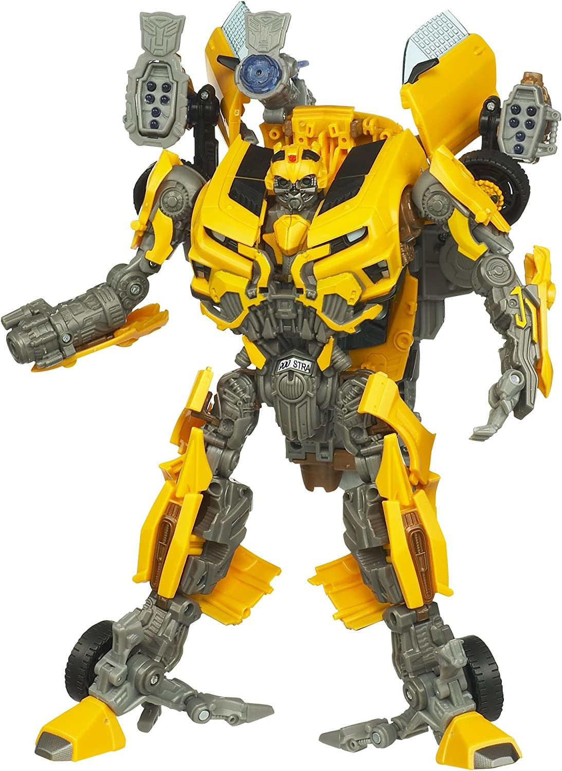 Transformers 3 Action Figur 30cm Mechtech Leader  Bumblebee