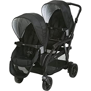 Graco Modes Duo Double Stroller | 27 Riding Options for 2 Kids, Balancing Act