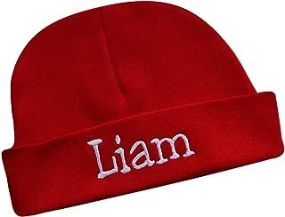 personalized newborn onesie and hat