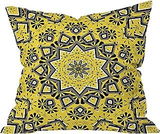 "Deny Designs Bree Madden Hawaii Blue Outdoor Throw Pillow, 16"" x 16"""