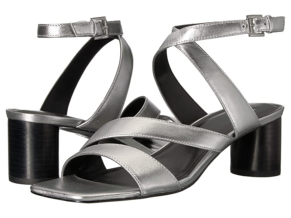 Marc Fisher LTD Idana (Silver Leather) Women