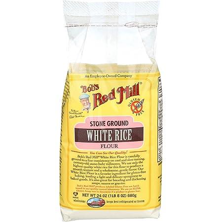 Bob's Red Mill, Gluten Free Rice Flour, 1.5 lb