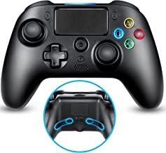 $31 » Elite Controller Wireless for PS4 Joystick 1200mAh with Turbo/Back Paddles/Dual Vibration/Touch Pad Compatible with PS4/Sl...