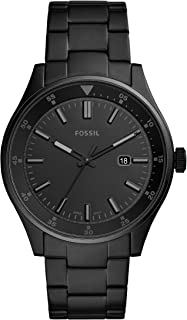 Fossil Men's Quartz Wrist Watch analog Display and Stainless Steel Strap, FS5531